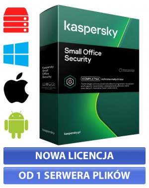 Kaspersky Small Office Security - nowa licencja