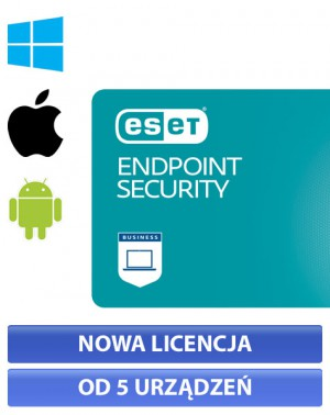 ESET Endpoint Security - nowa licencja