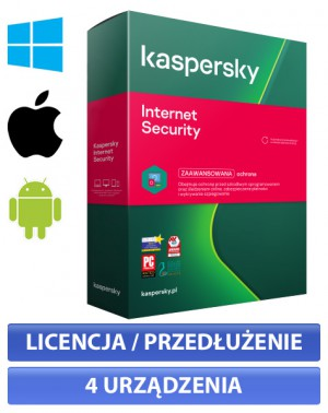 Kaspersky Internet Security (2+2)