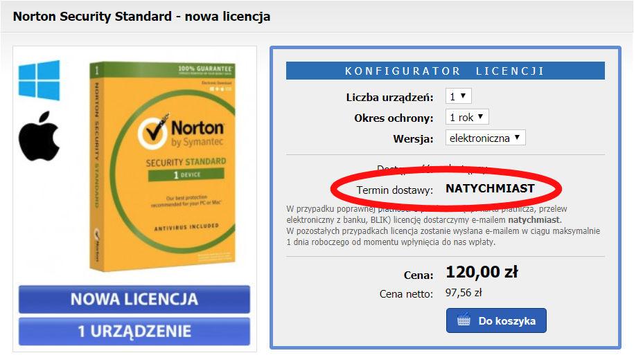 c78bc78f24b00 Licencja elektroniczna - Sklep Antywirus.net.pl
